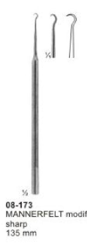 08-173 Treangle Handle Retractor