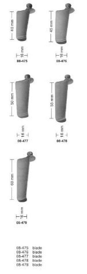 08-475-479 Cervical Retractor Spine