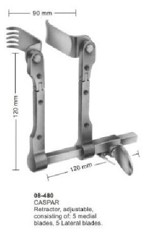 08-480 Cervical Vertebral Column Retractor