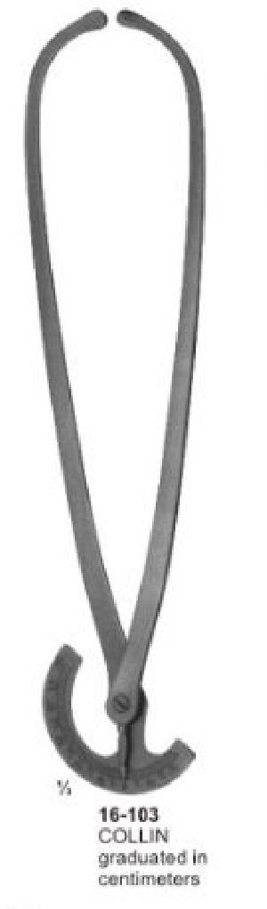 16-103 Obstetrical Forcep
