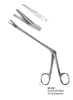 Cardiovascular and Neuro-Surgery Scissors
