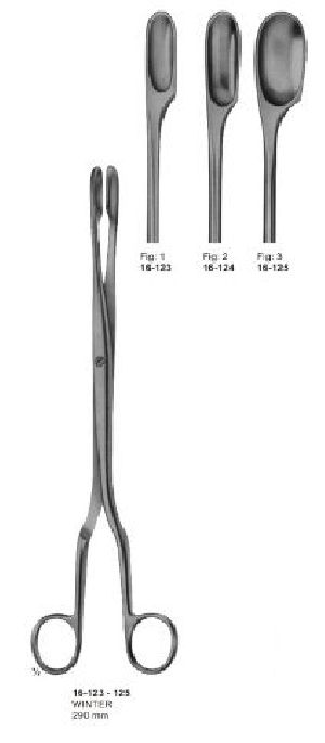 Obstetrics Placenta and Ovum Forceps