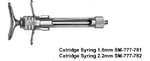 SM-777-781/782 Cartridge Syringe