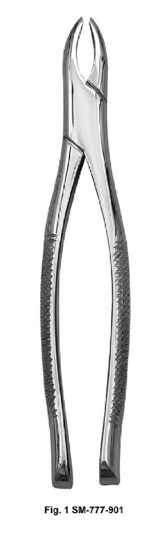 SM-777-901 USA Pattern Tooth Extraction Forcep