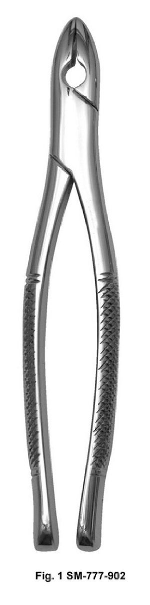 SM-777-902 USA Pattern Tooth Extraction Forcep