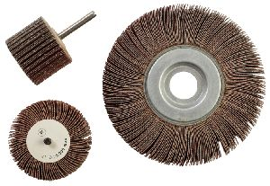 Crystal Abrasive Flap Wheels