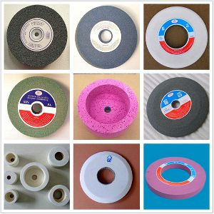 SURFACE GRINDING WHEELS AND SEGMENTS