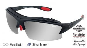 388-8987 Sports Wrap Sunglasses