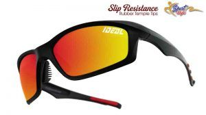 388-8991 Sports Wrap Sunglasses
