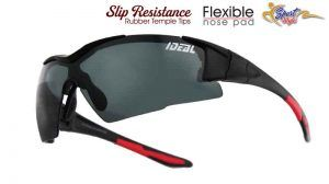 388-8995 Sports Wrap Sunglasses