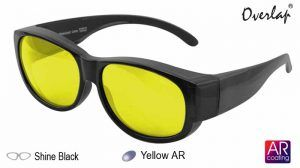 588-8891 Overlap Sunglasses