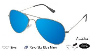 621M Metal Sunglasses
