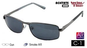 754M Metal Sunglasses