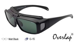 8958 Overlap Sunglasses
