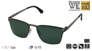 Snowflake 833 Working Sunglasses