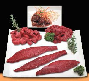 Wild Natural Kangaroo Meat