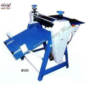 Motorized Paper Creasing Machine