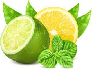 Fresh Green Lemon 02