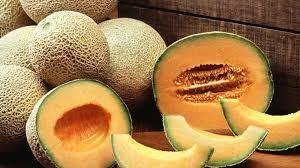 Fresh Muskmelon  01