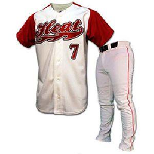 WB-1203 Baseball Uniform