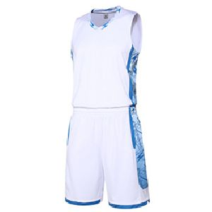 WB-1302 Basketball Uniform