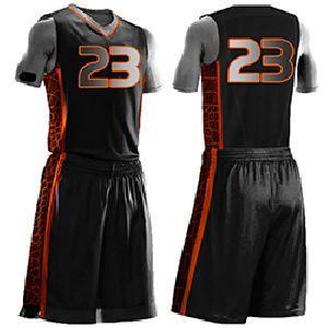 WB-1305 Basketball Uniform
