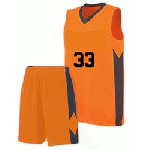 WB-1307 Basketball Uniform