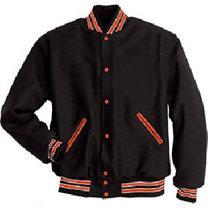Wool Body and Wool Sleeves Varsity Jackets , WB-1902 Varsity Jacket