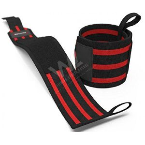 WB-201 Wrist Wrap With Thumb Loop