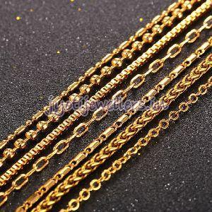 Gold Chain 05