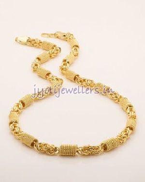 Gold Chain 07