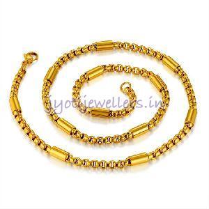 Gold Chain 09