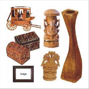 Wooden Handicraft 01