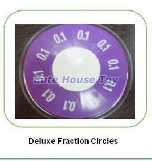 Deluxe Fraction Circles