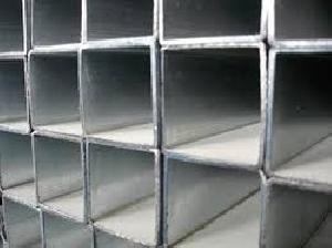Galvanized Square Pipes