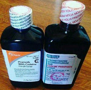 Hi-tech Actavis Cough Syrup