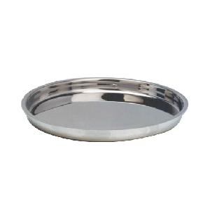 Stainless Steel Patti Khumcha Thali