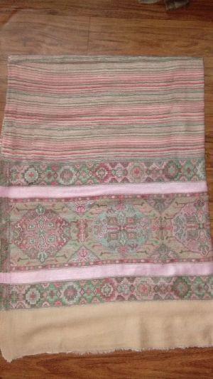 Fine Wool Kullu Palla Stoles