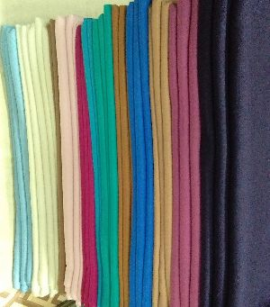 Thick Wool Pashmina Fur Collar Wrap Stole 07