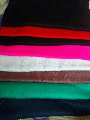 Thick Wool Pashmina Fur Collar Wrap Stole 09