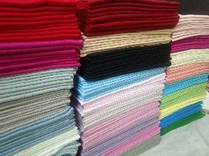 Thick Wool Pashmina Fur Collar Wrap Stole 10