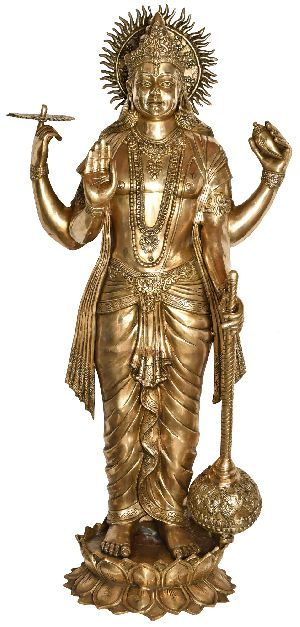 Mahavishnu Statue