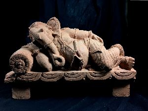 Resting Ganesh