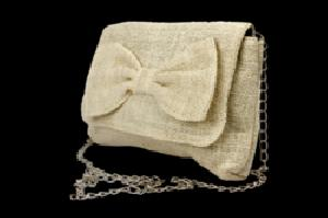 Jute Clutch Bags