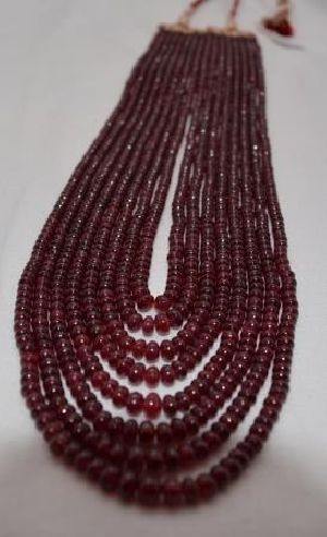 Ruby Glass Filled
