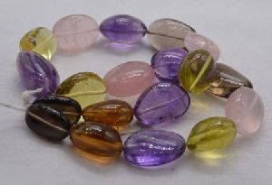 Smooth Tumbled Beads