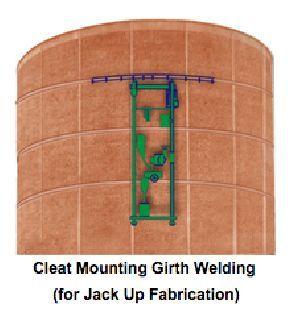 Automatic Girth Welding Machine