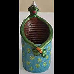 Terracotta Pen Holder