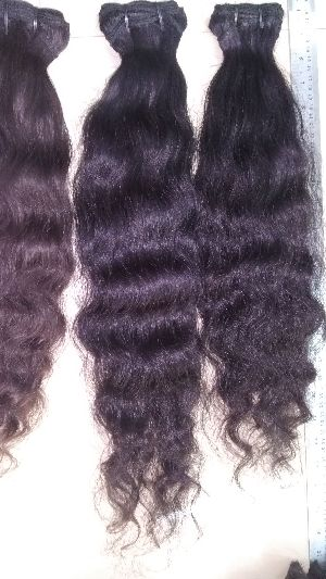 100 % Raw Natural Human Hair