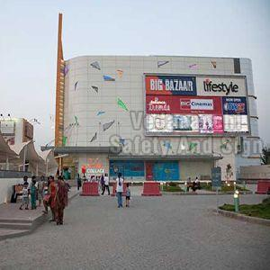 Shopping Mall Advertising Boards